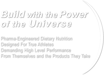 Build With The Power Of The Universe
