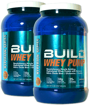 Build Whey Pump